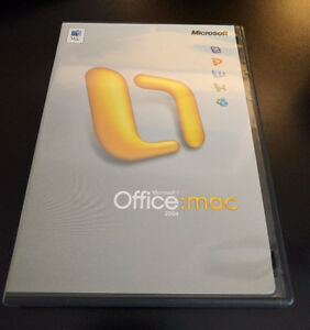 Microsoft Office 2004 for Mac