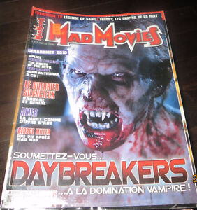 MAGAZINES REVUES MAD MOVIES