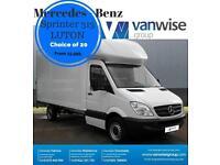 2014 Mercedes-Benz Sprinter 313 CDI Diesel white Manual
