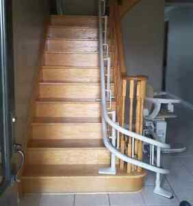 Stair lifts like new! $1499 installed!! Chair lift!! Stairlift!! Peterborough Peterborough Area image 3