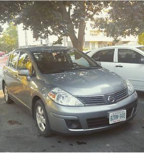 2008 Nissan Versa Hatchback SL