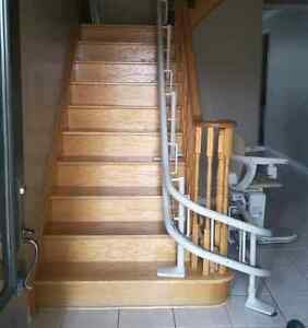 Stair lifts like new! $1499 installed!! Chair lift!! Stairlift!! Kingston Kingston Area image 4