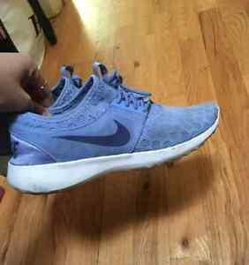 Nike's running shoes size 8