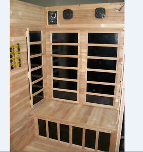 2 Person Iron-man Sauna (infrared sauna) London Ontario image 3