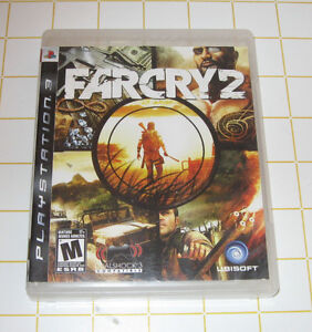 Far Cry 2 pour Playstation 3 PS3