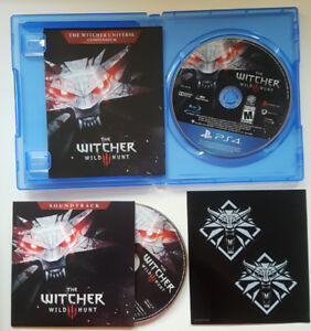 Jeu The Witcher III Wild Hunt pour PS4