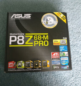 Asus P8Z68-M Pro Motherboard