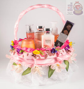 Mother's day beautiful gift basket (loaded)