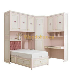 FAIRYTALE PRINCESS - Complete Twin Bedroom Set ... ♥‿♥
