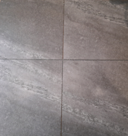 Grey Porcelain tiles 25sqm Price drop!