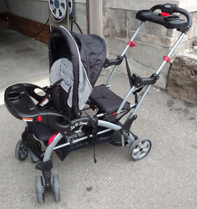Baby Trend Sit N' Stand Stroller