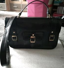 Satchel Style Shoulder Bag
