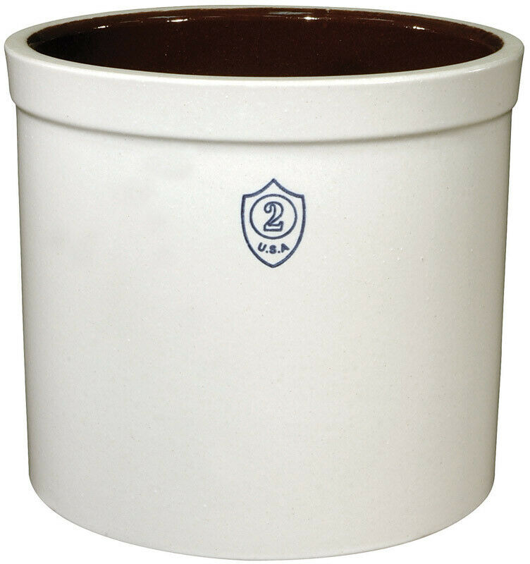 OHIO STONEWARE STONEWARE CROCK 2 GALLON
