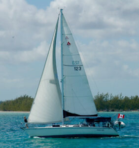 Spend Winter aboard - Catalina 42 - 1989 - $86,000 US$
