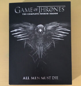 Game of Thrones Complete Fourth Season
