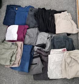 Large bundle of women's clothing sizes 10-12