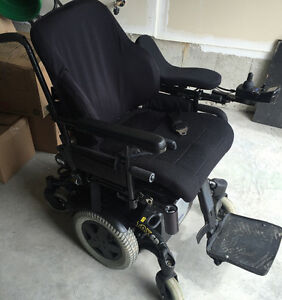 Invacare TDX SP - Power Wheelchair