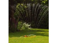 Hozelock Large Rectangular Sprinkler Plus 260 m sq