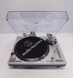 AudioTechnica AT-LP120-USB Turntable