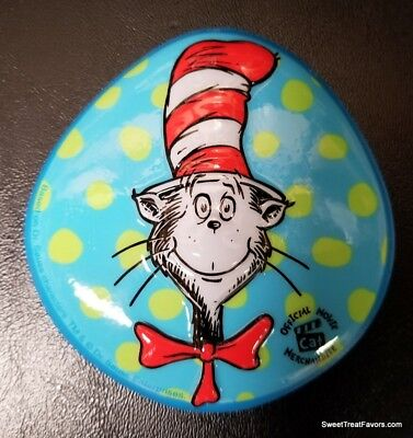 Cat in the Hat Dr Seuss CupCake Decoration Party Cake Birthday Plac Topper 1PC *](Cat In The Hat Birthday Decorations)