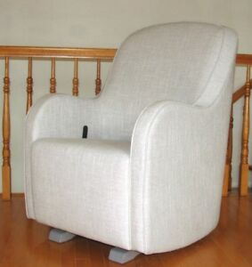 FAUTEUIL BERÇANT - INCLINABLE..¨Dutailier¨...ROCKER - RECLINER C