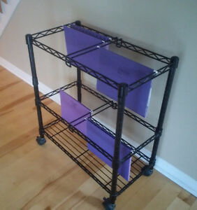 Portable Filing Stand Kitchener / Waterloo Kitchener Area image 2