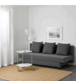 ASARUM 3-seat sofa-bed,WAS £299 IKEA Manchester #bargaincorner