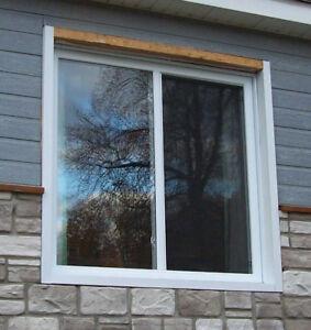 fenêtres coulissantes posées par erreur 2 semaines