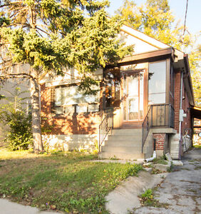 Renovated 2+1 Bedroom Bungalow with Income Potential