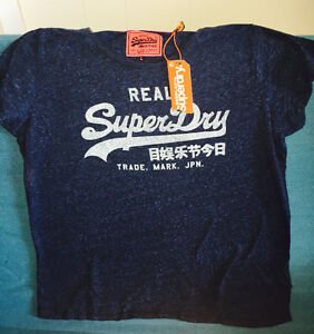 Superdry T-shirt NEW
