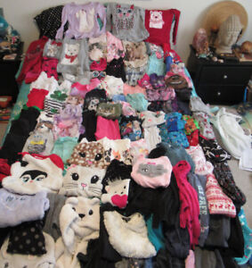 Motherlode of girls' clothes size 6!
