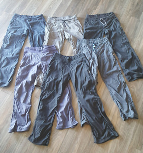 Price Reduced. Older Style Size 8 Unlined Studio Pants