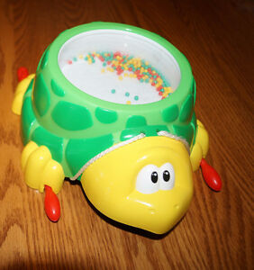 Little Tikes Turtle Drum - Excellent Condition