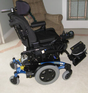 Excellent power wheelchair