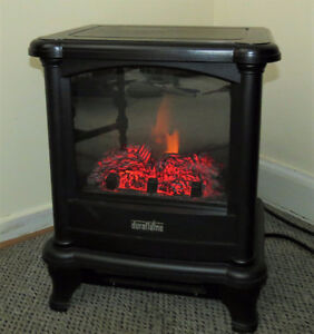 Duraflame Electric Heater Fireplace