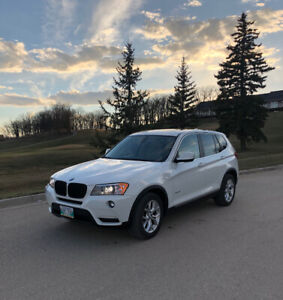 2011 BMW X3 Xdrive28i Reduced price