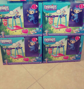 Brand new Authentic Fingerling Playsets!