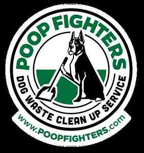 """Oftem Imitated, Never Pooplicated"" -Dog Waste Clean up Services"