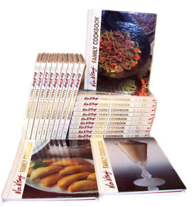 Hard Cover Cook books