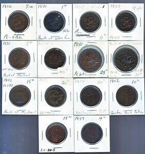 Canada Pre Confederation token coins Windsor Region Ontario image 3