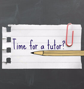 Do you need a tutor ? London Ontario image 1