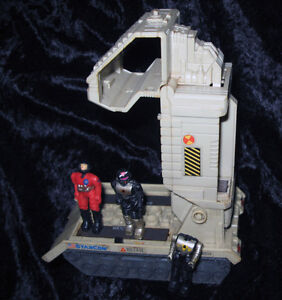 Starcom Action Figure Toys by Coleco