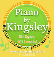 Montreal Piano Lessons: All Ages, All Skill Levels!!