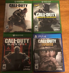 xbox/ps4 games