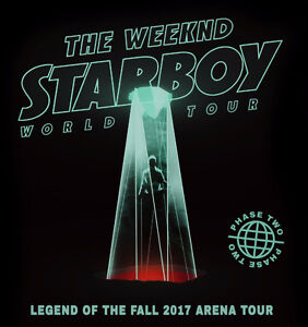 The Weeknd Tickets ACC September 9th