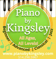 Piano Lessons Fall 2019, ALL ages/skill levels!! McGill graduate