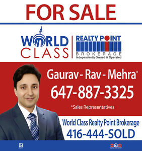 WHITBY BROOKLIN REAL ESTATE - HOUSES FOR SALE - BUYER'S NEEDED