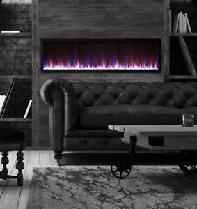 Summer sale on Electric Fireplaces is on now!!