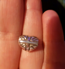 Links of London silver charm bead union jack