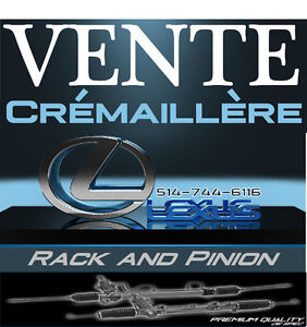 ► Crémaillère ► Rack and Pinion ► Lexus (All Models / All Years)